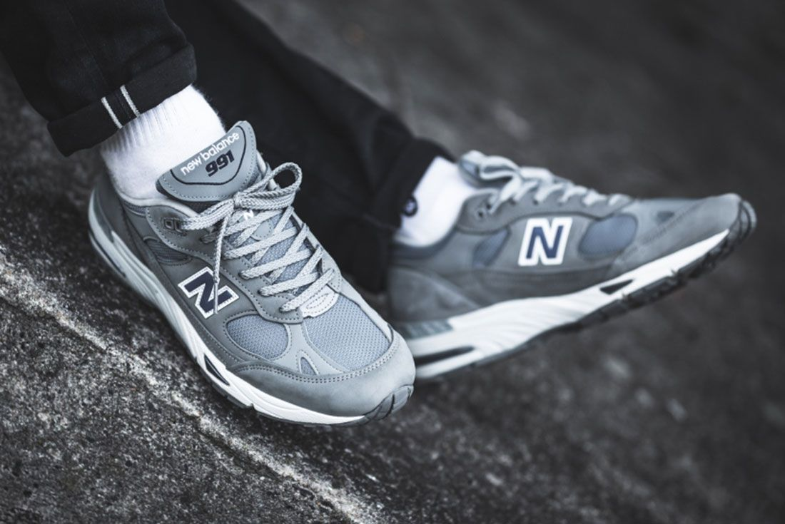 New Balance M991Ngn Made In England 737851 60 12 Mood 1 On Foot