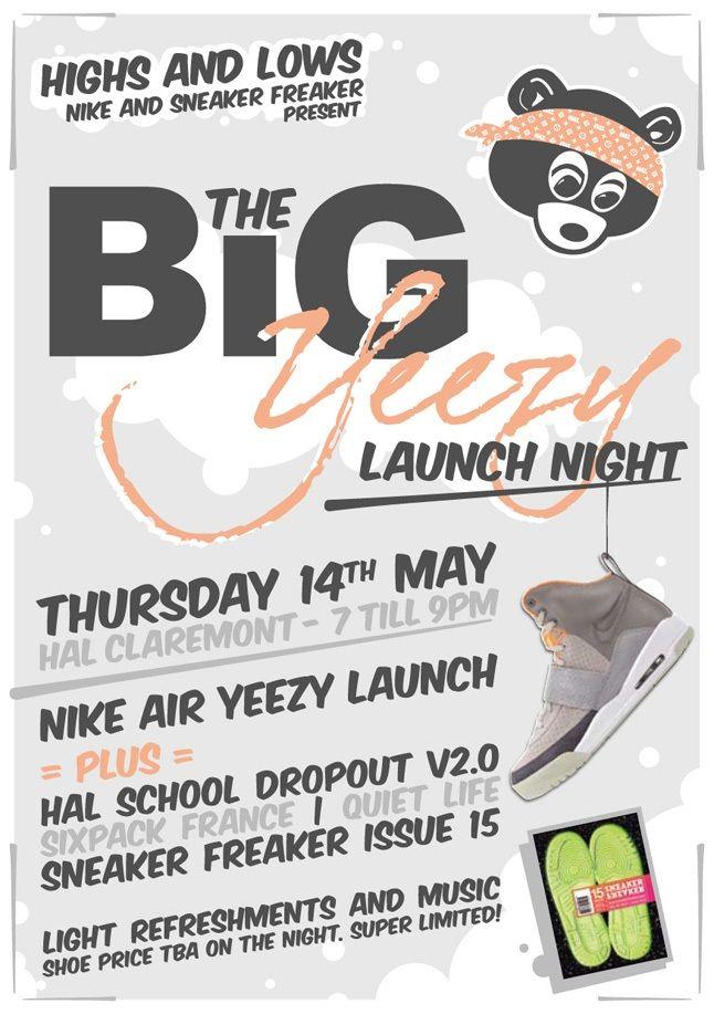 Hal Yeezy Launch 2