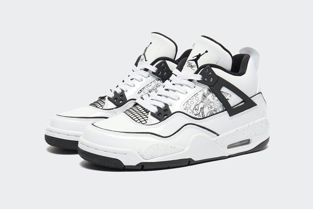Air Jordan 4 GS 'DIY'