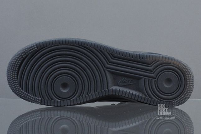 Nike Foamposite Black History Month Outsole 1