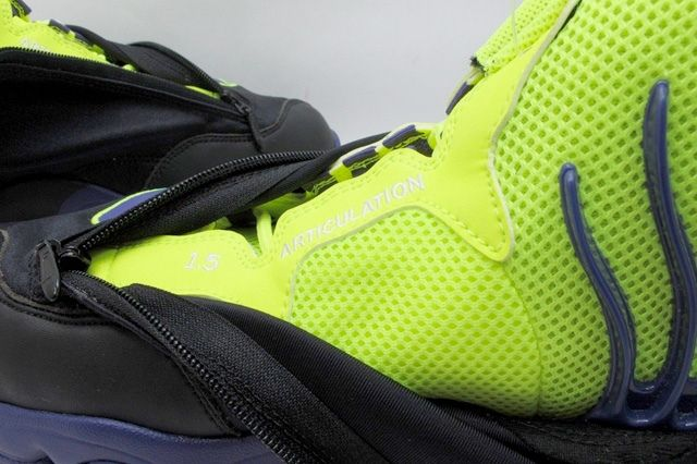 Nike Air Zoom Flight The Glove Black Neon 1