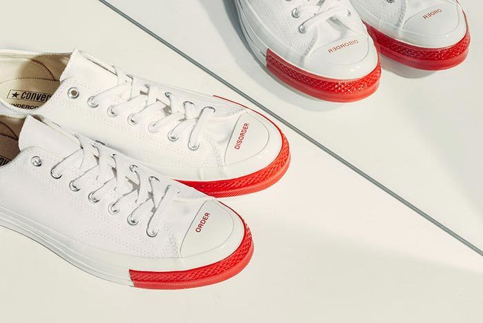 Undercover Converse Order Disorder 007