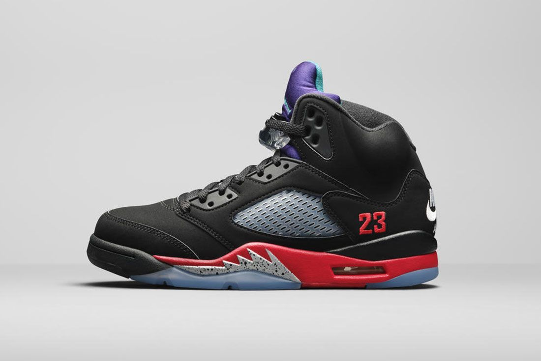 Jordan Brand Summer 2020 Air Jordan 5 Top 3 Lateral