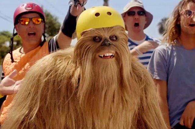 Vans Star Wars Commercial 1
