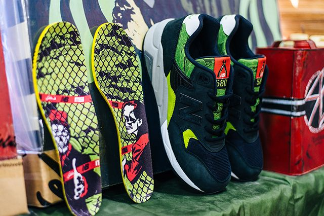 Mita Sneakers Sbtg New Balance Mrt580 5