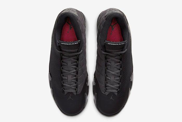 Air Jordan 14 Xiv Se Black Ferrari Bq3685 001 Top
