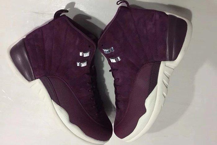Nike Jordan 12 Bordeaux 6