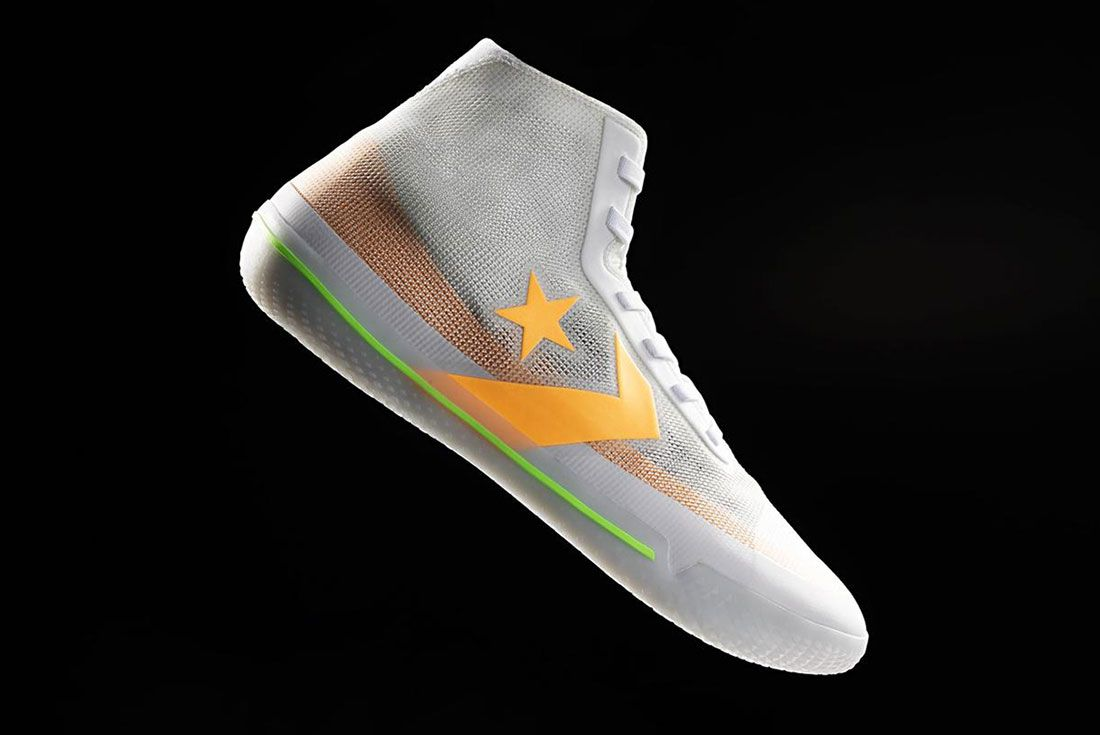 Converse Star Pro Bb Hyperbrights Pack White 1 Side