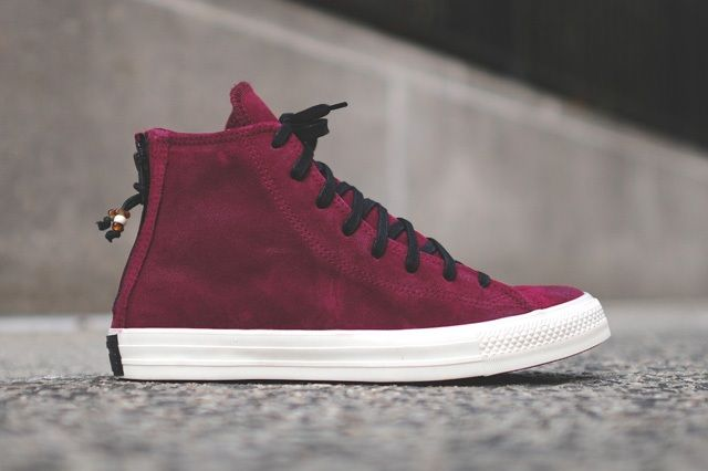 Converse Chuck Taylor All Star Zip Burnished Suede Pack 6