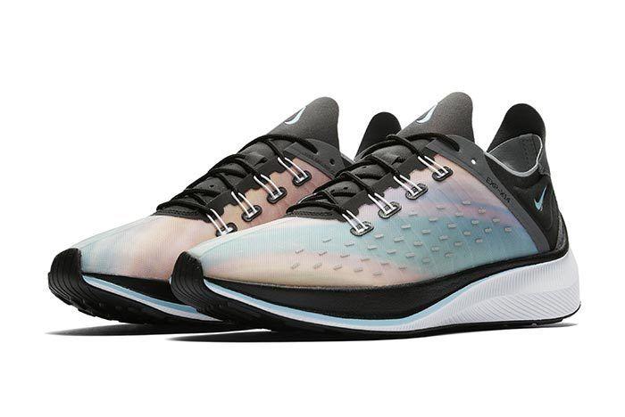Nike Exp X14 Rainbow 1