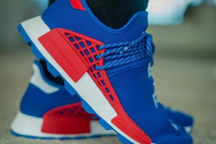Pharrell Williams Adidas Nmd Hu Nerd Release 3