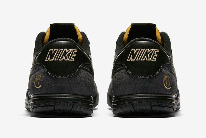 Ftc Nike Sb Lunar Fc Classic Black 3