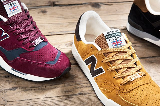 New Balance Real Ale Pack 5