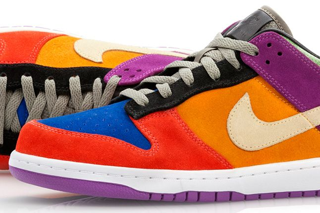 Nike Dunk Low Viotech Detail 2013 1