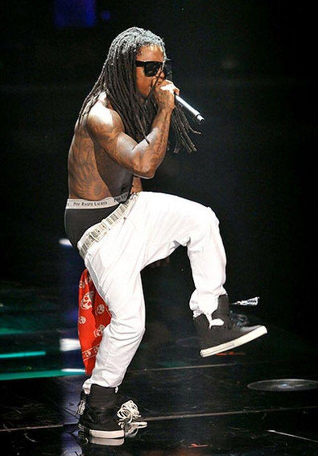 Lil Wayne Sneaker Style Profile 9