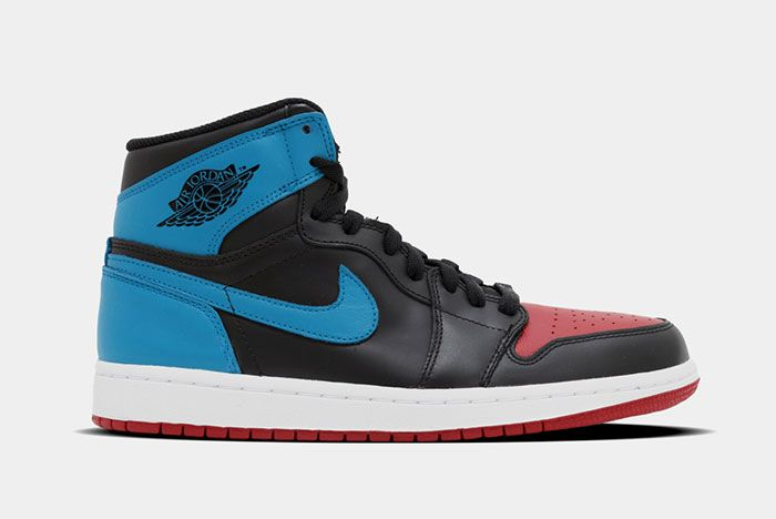 Air Jordan 1 Unc To Chicago 2020 Release Date Side