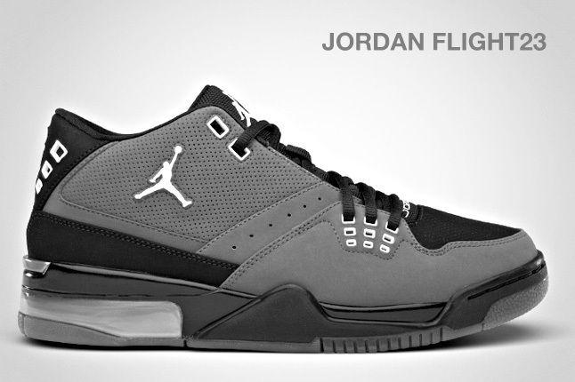 Jordan Flight 23 Graphite 1