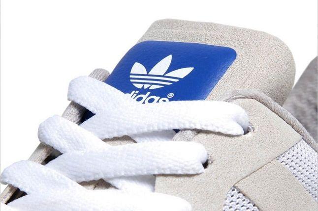 Adidas Zx700 Kazuki Kuraishi Grey Tongue Detail 1