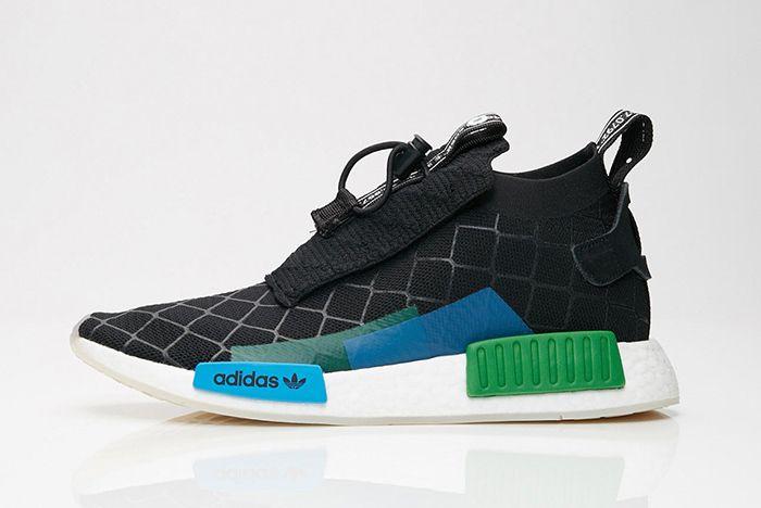 Mita Sneakers Adidas Nmd Ts1 3 Sneaker Freaker
