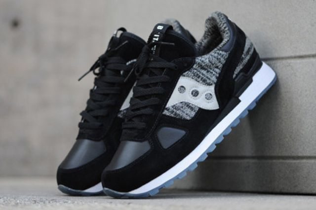 Bait X Saucony Shadow Original Cruel World 3 Global Warning
