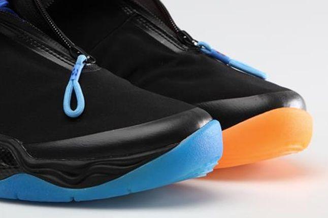 Jordan Xx8 Knicks Toes 1