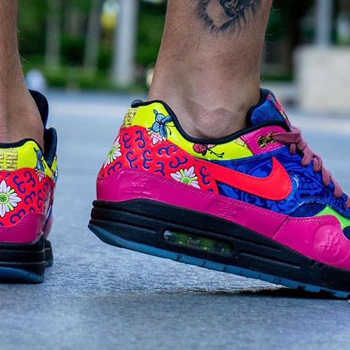 On Foot Look Nike Air Max 1 Longevity For Chinese New Year