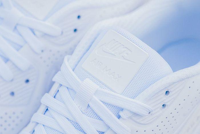 Nike Air Max 90 Ultra Moire Triple White 3