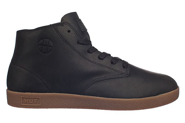 Huf Fall 2012 Footwear Cooper Black 1