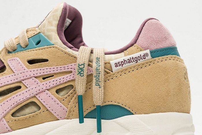 Asphaltgold Asics Gel Ds Trainer 5