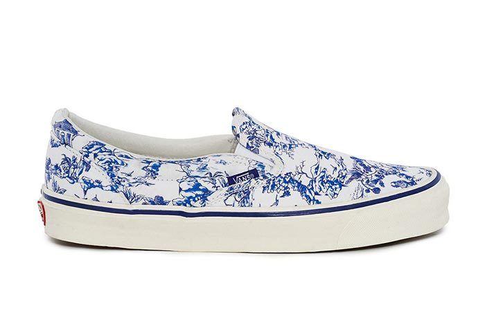 Opening Ceremony Vans Slip On 3