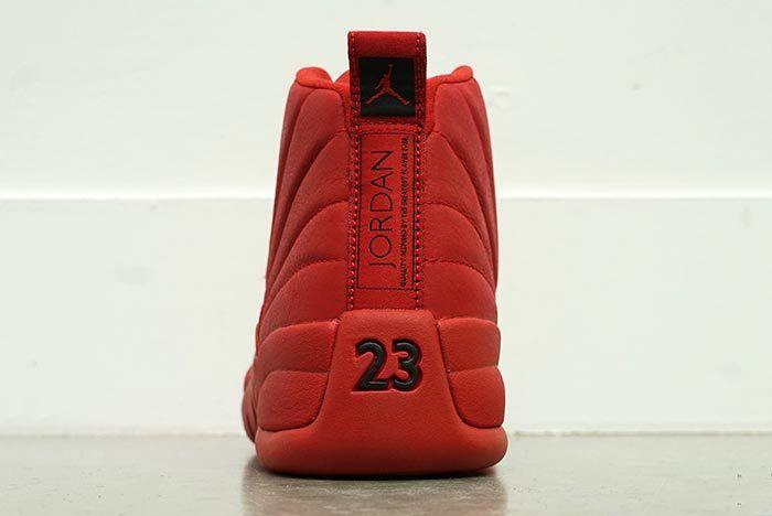 Air Jordan 12 Gym Red Photos 3