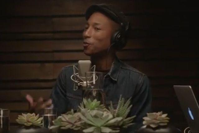 Asap Rocky Pharrell 1