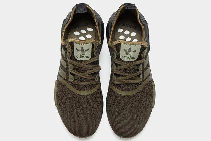 Adidas Nmd Military Green 4