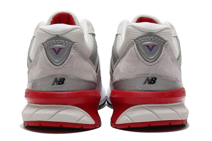 New Balance 990V5 Usa Heels