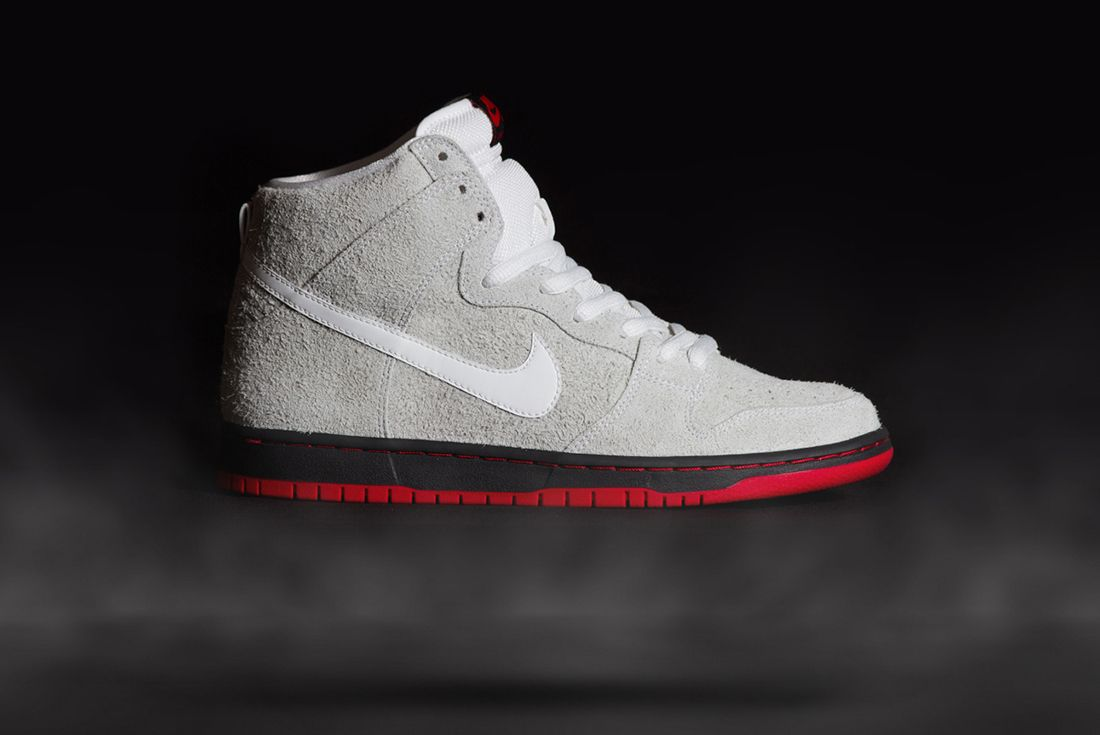 Black Sheep X Nike Sb Dunk High Wolf In Sheeps Clothing