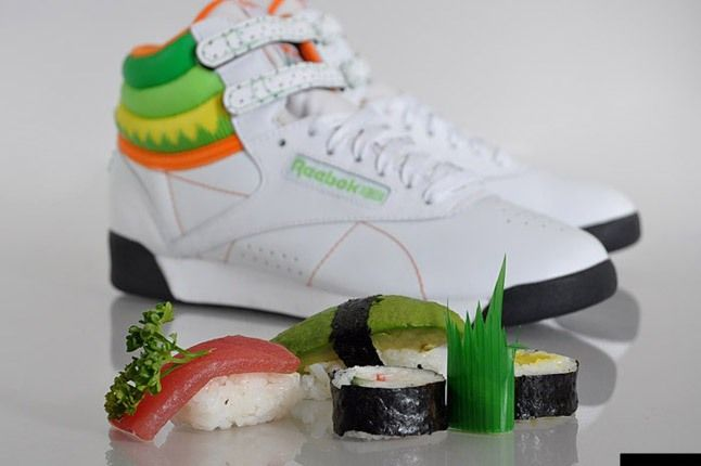 Reebok Freestyle Hi Sushi International 10 1