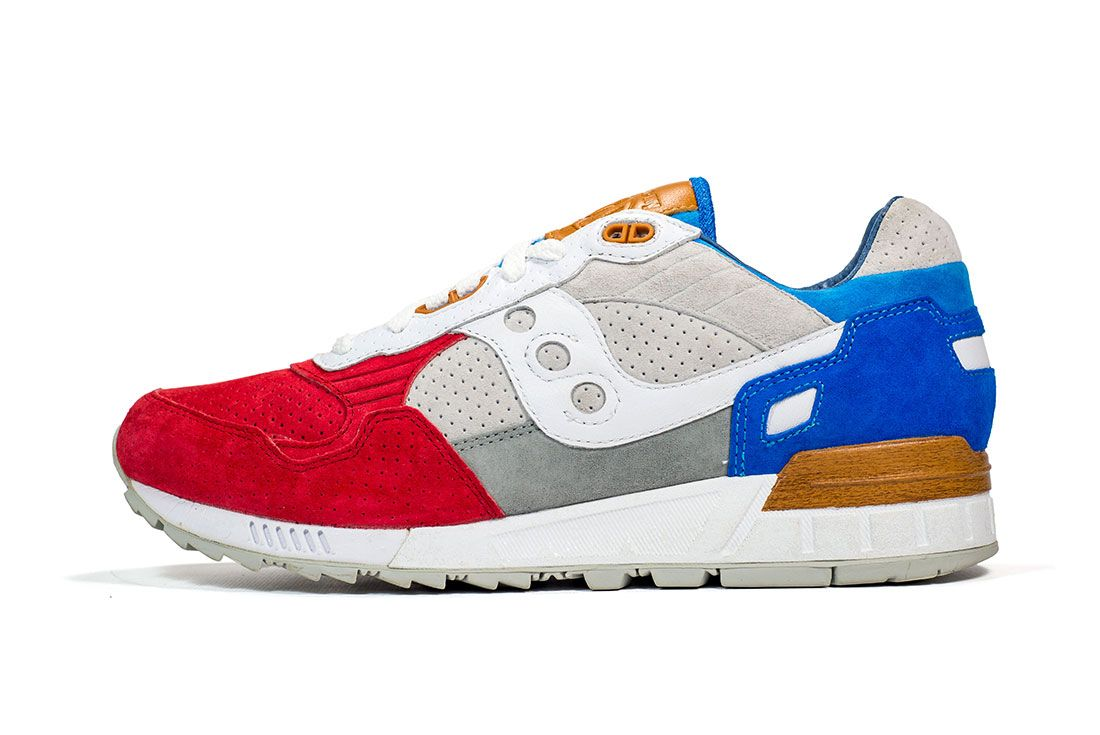 Sneakers76 X Saucony Shadow 5000 The Legend Of God Taras9
