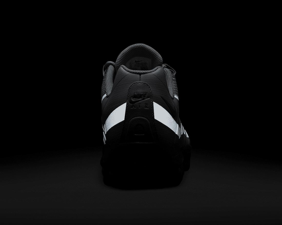 Nike Air Max 95 Ultra Goes Grey Reflective
