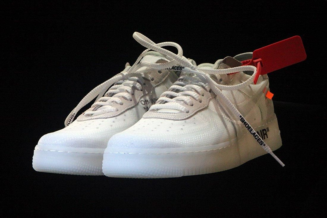 Off White X Nike The Ten Event 9