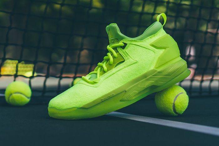 Adidas D Lillard 2 Tennis Ball B