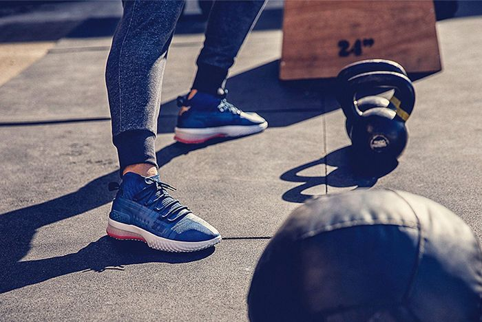 Under Armour Project Rock 1 4