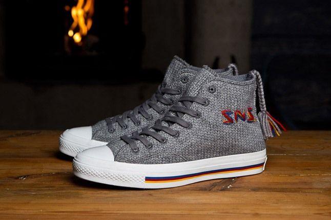 Sneakersnstuff X Converse Lovikka All Star Extra Fire 1