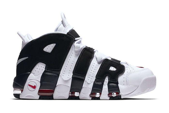 Nike Air More Uptempo Chicago Bulls Scottie Pippen 4