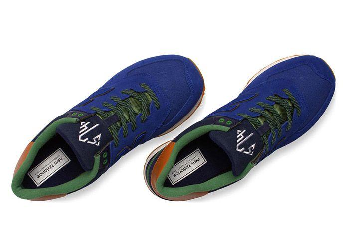 New Balance 574 Collegiate Pack Blue 3