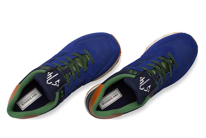New Balance 574 Collegiate Pack Blue 3