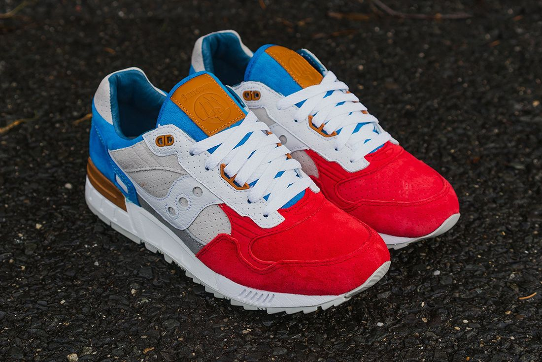 Sneakers76 X Saucony Shadow 5000 The Legend Of God Taras12 1