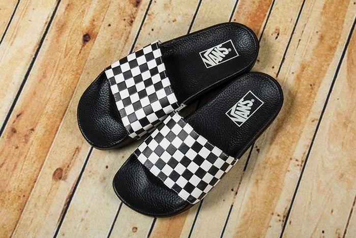 Vans Slide On Checkerboard 3