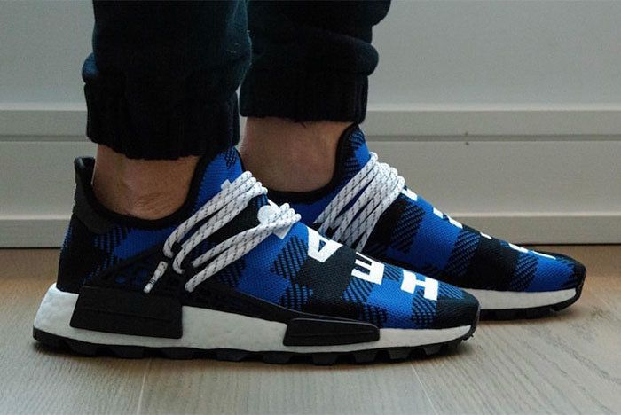 Billionaire Boys Club Adidas Nmd Hu Heart Mind Blue Black Release Date 4