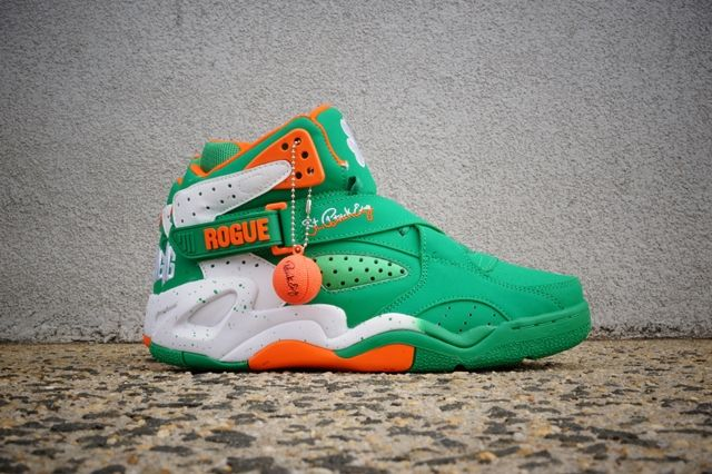 Ewing Athletics Rogue St Patricks Day 3