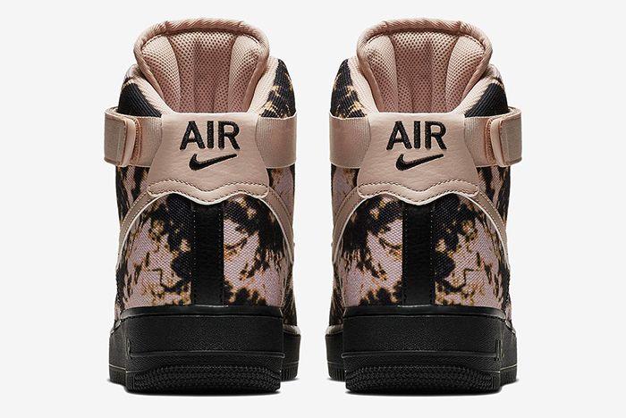 Nike Air Force 1 High Acid Wash Ar1954 001 6 Sneaker Freaker